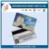 Código de barras do projeto ou cartão personalizado do plástico do código de Qr