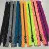 Zipper de nylon colorido do Zipper #5 da alta qualidade