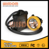 Lâmpada de tampão leve portátil Kl12m da sabedoria, iluminação à prova de chama do capacete