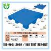 Manufatura plástica da pálete do Construir-em-Aço 1100*1100 de superfície contínuo