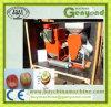 コーヒー豆のピーラー緑の機械