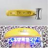 바나나 모양 소형 크기 젤 못 치료 LED 램프