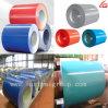 입힌 색깔은 직류 전기를 통한 Galvalume 강철 코일 Rolls를 Prepainted