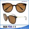 Katzenauge-Brille-Frauen Wholesale Sonnenbrillen mit kundenspezifischem Firmenzeichen