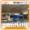 Bloc concret de Qt6-15D effectuant la machine cimenter des machines de bloc de construction