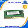 Zurückhaltung 256mbx8 4GB DDR3 RAM Memory