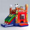 Bouncer gonfiabile Slide Game per Kid (AQ0165)
