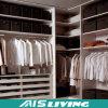 Caminata blanca del MDF Mealmine en el armario del guardarropa (AIS-W282)