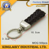 Leather+Metal personalizzato Keyring Keychain per Promotion (KKC-022)