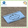 Douane Geweven Etiket, Geweven Markeringen, Kledende Markering, het Etiket van de Stof