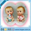Polyresin Baby Figurine с Feeding Bottle (HGB006)