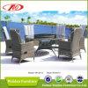 Muebles al aire libre calientes del jardín que cenan el conjunto (DH-6113)