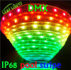 5V, striscia impermeabile del coperchio Lpd6803 LED Digital del silicone di 12V IP68RGB SMD5050