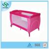 Faltbares heißes Verkaufs-Baby-Spiel-Bett mit zweiter Schicht (SH-A13)