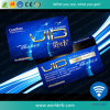 Smart card magnético sem contato pré-imprimido da sociedade de RFID