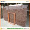 石造りの台所または浴室のタイルのための磨かれた花こう岩のフロアーリング