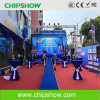 Diodo emissor de luz Screen de Chipshow SMD Outdoor P6.67 Full Color para Rental
