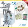 Máquina de empacotamento pequena de /Sugar /Salt do pó do cofre do saco de /Stick da máquina de empacotamento do pó do saco de Jt-320f