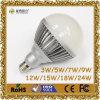 Lumière d'ampoule de LED avec E27/B22