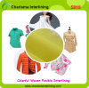 15D, 20d 30d Polyester Fusible Colorful Interlining pour Dress, tissu de Ladies