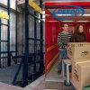 Elevador grande del cargo de la carga del almacén de la fábrica de la capacidad
