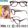 Bester verkaufenform-Azetat-optischer Brille-Rahmen für Damen