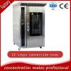 Horno profesional de la convección del equipo de la panadería del pan Ykz-12 con Ce y la ISO