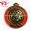Souvenir en alliage de zinc Medal avec 3D Logo