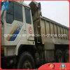 De Beschikbare diesel-Motor van zuiden-Korea 6*4-LHD-Drive/de Versnellingsbak Gebruikte Vrachtwagen van de Stortplaats van 8~10cbm/15ton Hyundai Hand