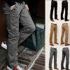 Pantaloni casuali di svago del Chino di Sportwear di ballo del pareggiatore del Mens