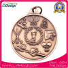 Подгонянное медаль спорта для пожалования