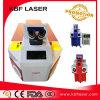 macchina portatile della marcatura del laser della fibra del metallo 20W per monili