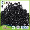 China Masterbatch negro plástico profesional