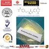 Polvo amarillo claro Andarine S4 de la pureza elevada del 99% para los Bodybuilders