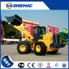5 chargeur de roue de la Chine Clg856 de tonne avec le prix concurrentiel