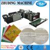 Saco tecido PP automático do cimento que faz a maquinaria