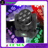 Lichte 4in1 LEIDENE 7X10W RGBW van de disco Bewegende HoofdStraal Sharpy