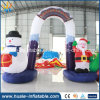 Weihnachtsaufblasbare Dekoration-aufblasbarer Weihnachtsbogen für Verkauf