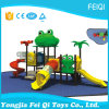 Малыша спортивной площадки новых пластичных детей Сери-Лягушка игрушки напольного животная (FQ-YQ-00401)