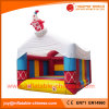 Aufblasbarer lustiger springender Schloss-Clown-Prahler (T1-109)