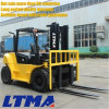Carrello elevatore a forcale della Cina carrello elevatore di sollevamento del diesel di capienza di 7 tonnellate