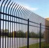 Barriera di sicurezza curva del picchetto ricoperta polvere di qualità per costruzione industriale e commerciale