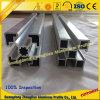 Linha de produção perfil de alumínio com montagem fácil de grande resistência