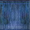 3m x 3m 300 LED-Eiszapfen-Vorhang-Zeichenkette-Lichter mit 8 Kopie Heller