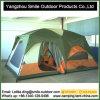 Tenda di campeggio esterna di doppio della piattaforma della stanza di attività 2 picnic della famiglia