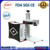 De draagbare Laser die van de Vezel Machine voor ABS merken