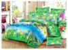 多または綿のクイーンサイズの高品質のホーム織物の寝具の一定のシーツ