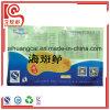 La bolsa de plástico de empaquetado congelada modificada para requisitos particulares del alimento de mar de la impresión de la insignia