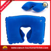 Almohadilla impresa conjunto de encargo de la almohadilla del cuello de la almohadilla inflable del hombro que viaja