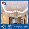 Le plafond de matériau de construction couvre de tuiles la matière de PVC employée pour le panneau de mur faux de plafond et de plafond de plastique
